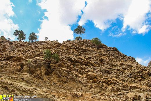 تصاویر/ فیلم/  «تنگ کُرد»، گوهر ناسفته گردشگری خوزستان / 2