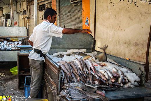 تصاویر / بازار عامری، قلب تپنده شهر اهواز