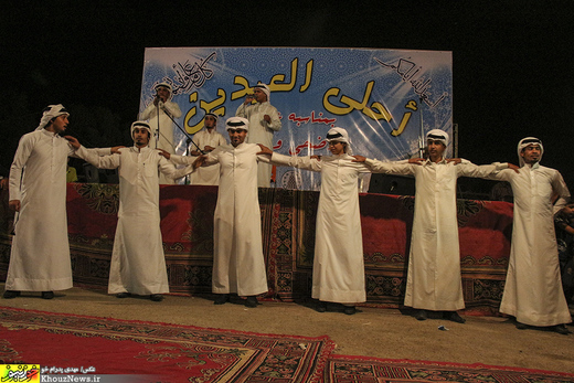 تصاویر/جشن«احلی العیدین»درشهرستان هویزه/2