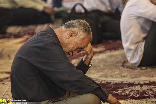 تصاویر / افتتاح فاز اول بقعه علی ابن مهزیار اهوازی
