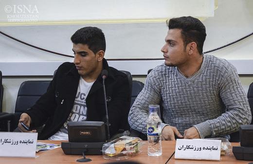 تصاویر / مجمع انتخاب رییس هیات دوچرخه سورای خوزستان