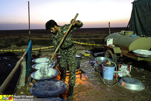 تصاویر/ وضعیت پایانه مرزی چذابه در آستانه اربعین حسینی / 2