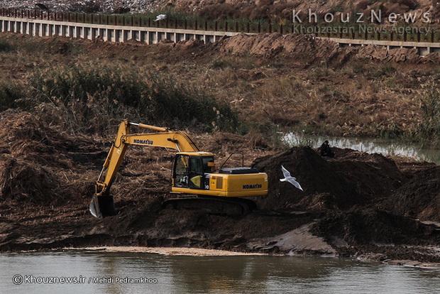 روایتی از زوال رودخانه کارون /  8