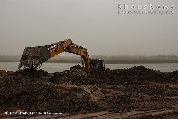 تصاویر/ روایتی از زوال رودخانه کارون / 9