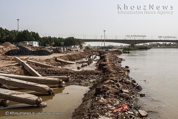 تصاویر/ روایتی از زوال رودخانه کارون / 12