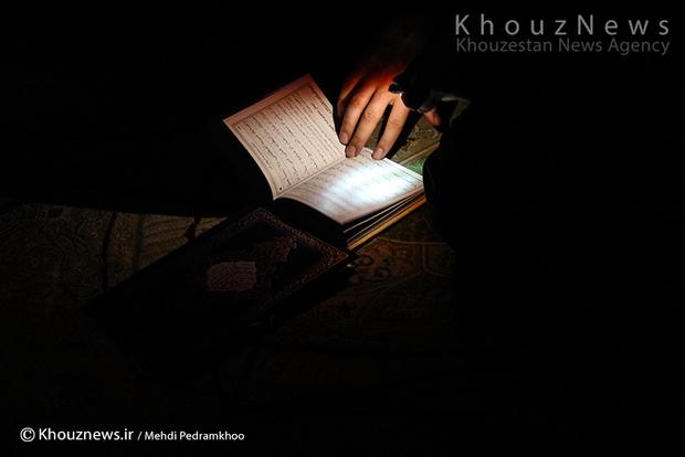 تصاویر / شب احیای بیست و یکم ماه رمضان در اهواز
